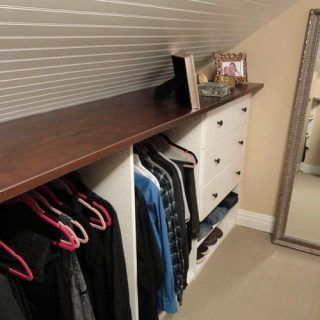 25 Best Attic Storage Ideas