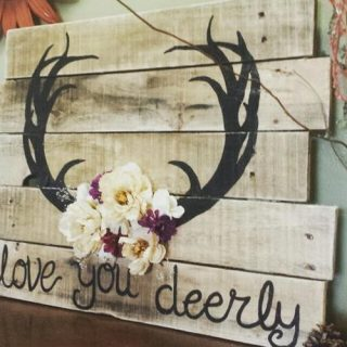 30+ Cool DIY Wood Signs