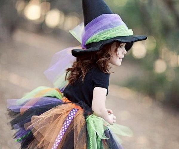 20 DIY Witch Costume Ideas 2018