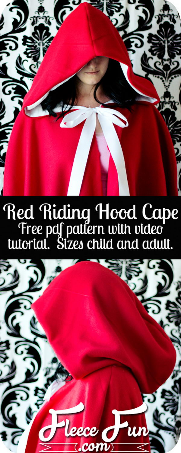 Little Red Riding Hood Costume.