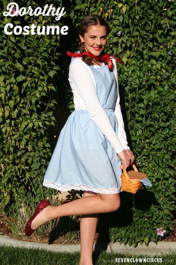 Dorothy Costume.