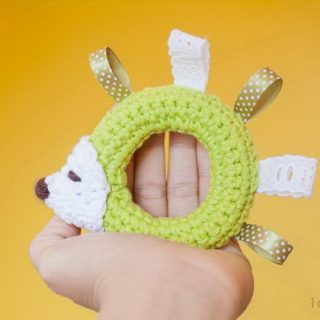 15 DIY Crochet Hedgehog Ideas