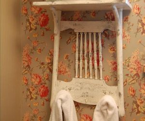 60 Awesome Shabby Chic Bathroom Ideas