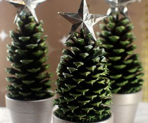 30 Easy DIY Projects to Decorate with Pinecones