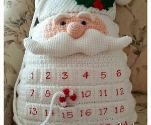 25 DIY Christmas Countdown Calendar Ideas and Tutorials