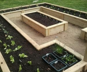 45 Raised Garden Beds