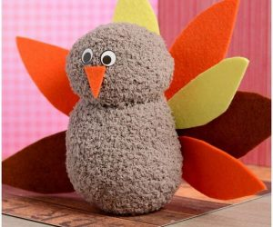 40+ Thanksgiving Craft Ideas